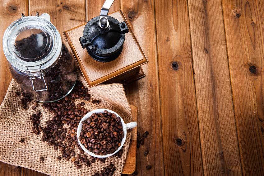 コーヒーキャニスター