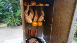 家庭用燻製器