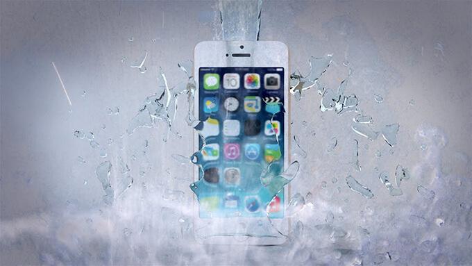 iPhone防水ケース