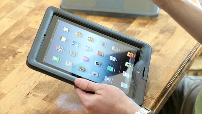 iPad防水ケース