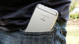 iPhone6sクリアケース