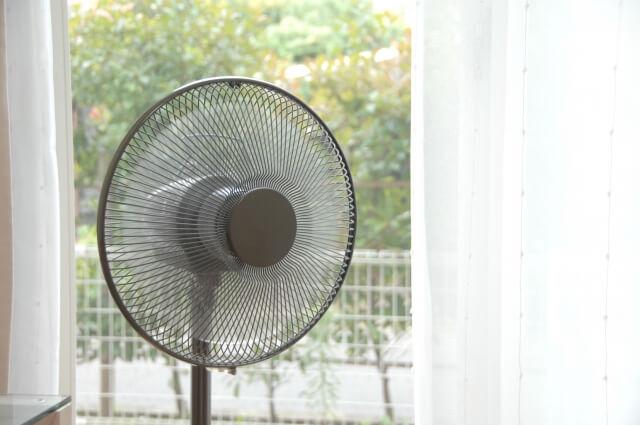 おしゃれな扇風機