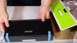 epson モバイルプリンター