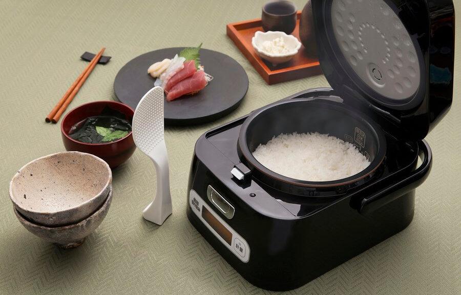 銘柄量り炊きIHジャー炊飯器