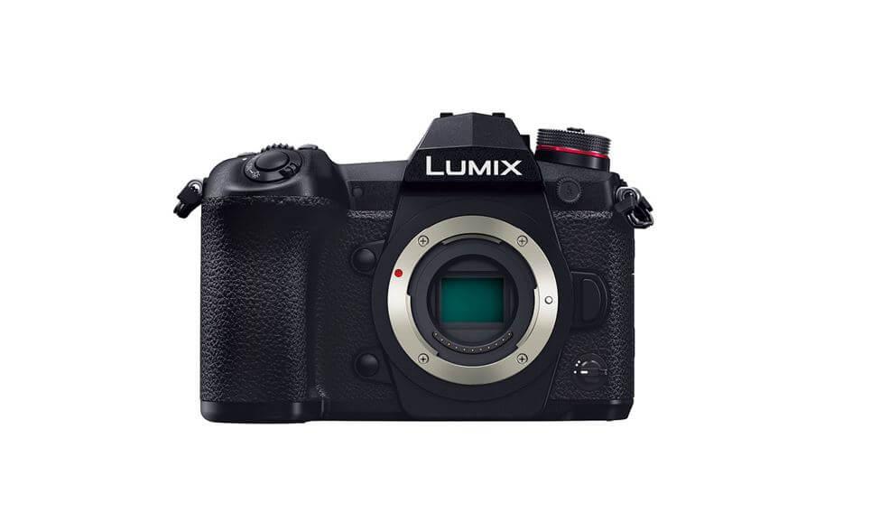 ミラーレス一眼カメラ「LUMIX DC-G9」