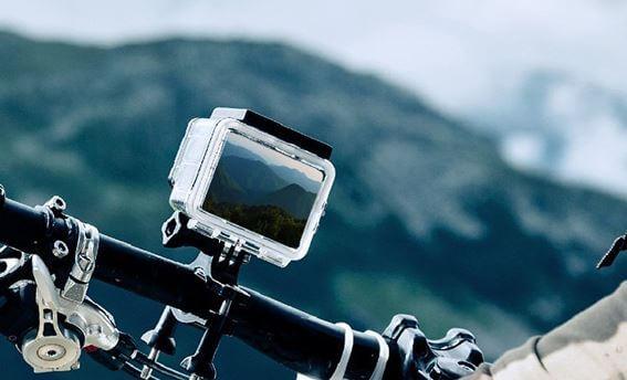 TaoTronics製の4Kアクションカメラ「TT-VD001」