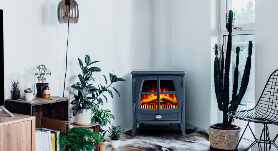 ディンプレックス 電気暖炉 マイクロストーブ