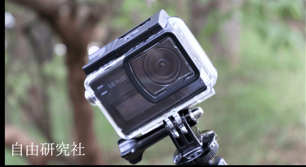 SJ8 Plus アクションカメラ