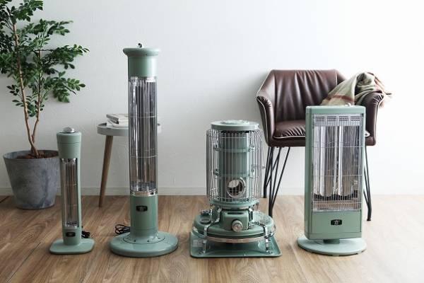 暖房器具の比較