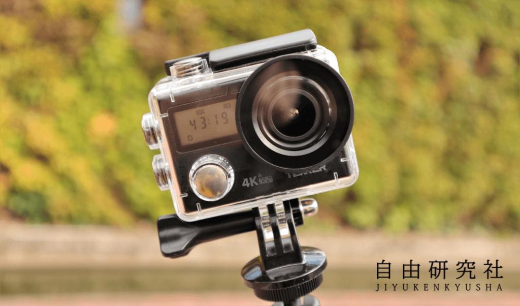 TENKER 4K WiFi アクションカメラ